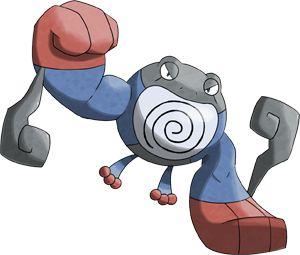 Pokémon Mega-Poliwrath, Id: 8062, Class: Mega - PokemonPets, Free Online Pokémon MMO RPG Browser Game
