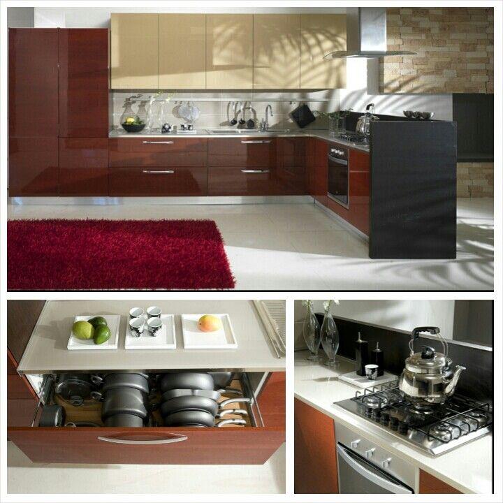 40 best Kitchen Modern Axis Cucine images on Pinterest | Kitchen ...