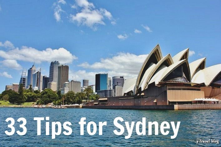 33 Travel Tips - Things to See and Do in Sydney, Australia