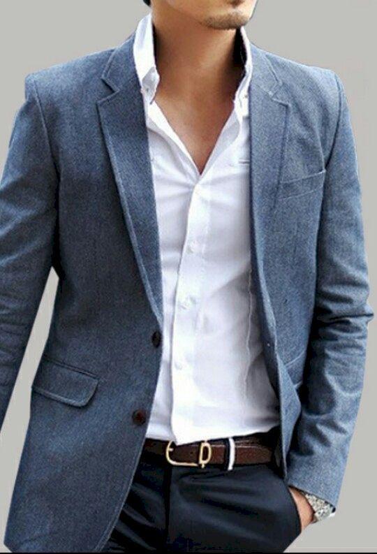 25  best ideas about Blazer outfits men on Pinterest | Mens ...
