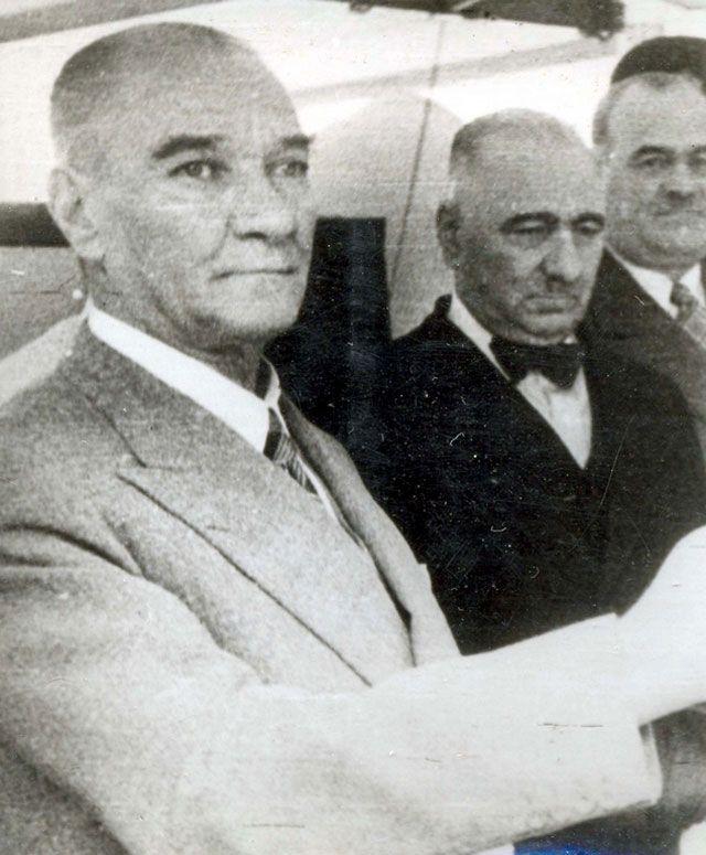 Atatürk arşivinden ''tarihi'' kareler - Galeri   Sözcü GazetesiGaleri   Sözcü Gazetesi