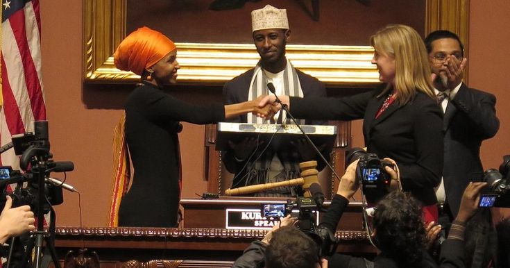 Ilhan Omar, the first Somali-American legislator has officially been sworn into office after winning elections last November. Ilhan made history by winning in a State House race to serve the people of