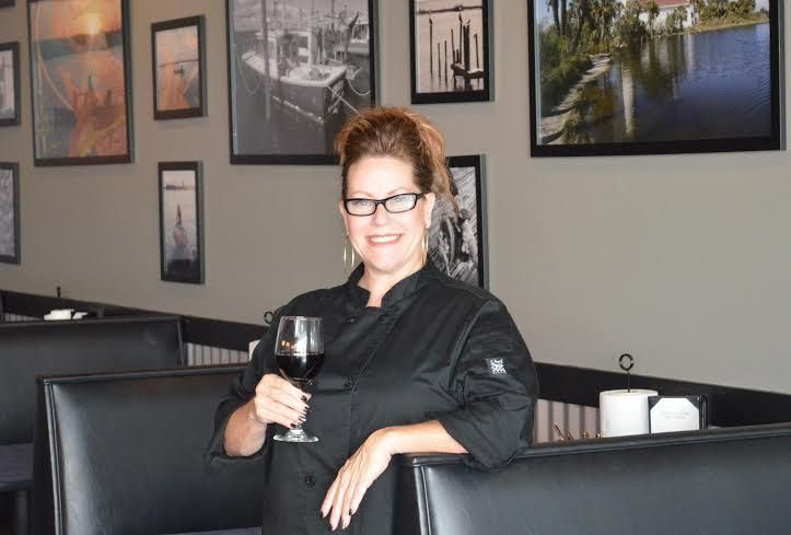 Panama City native Kay Parker Shafer recently returned to the area and opened Sisters of the Sea Grille & Grog in Panama City Beach, where she is now