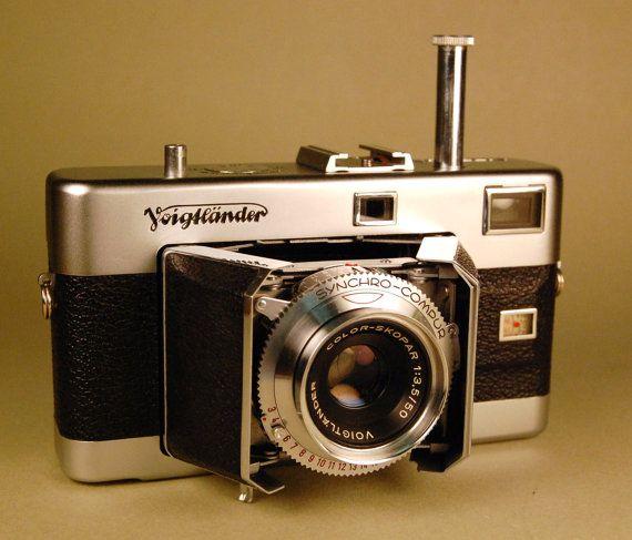 Voigtlander Vitessa N barndoor rangefinder camera