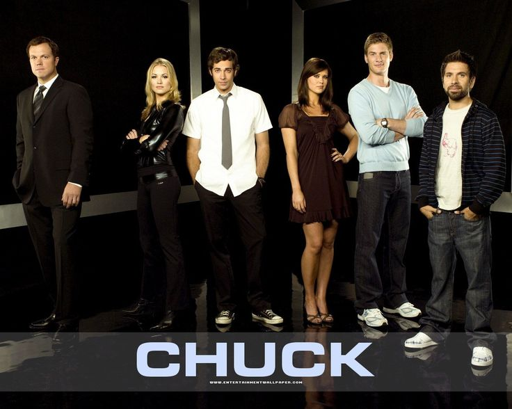 Chuck - Was one of our favorite shows. Computer Geek meets Spy life. May sound cheesy but the story-line gets better and better. Complete series with an ending (though some don't care for the ending). #Chuck