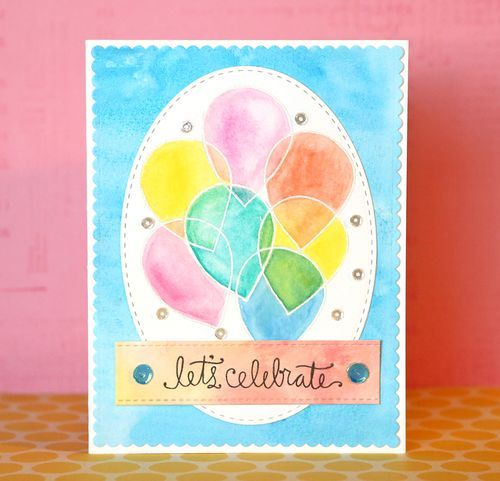 17 Best images about Birthday Cards Balloons – Birthday Cards Balloons