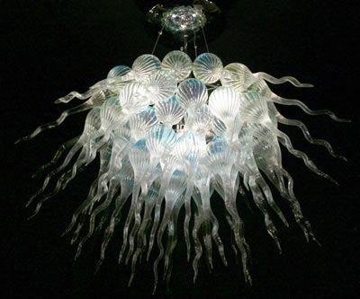 Unique+chandeliers | ... Art Chandeliers Are Unique Creations Hand Designed  As