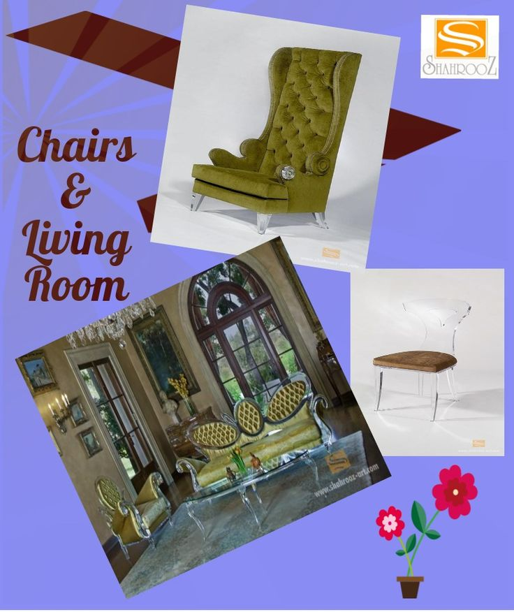Acrylic Chairs and fantasia are available in variety, mostly used for exhibit purposes. They are more beneficial and reliable then other traditional furniture