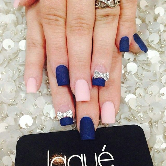 Nails By Laque Nail Bar Nail Designs ♡ Pinterest Bows Bar And I Love