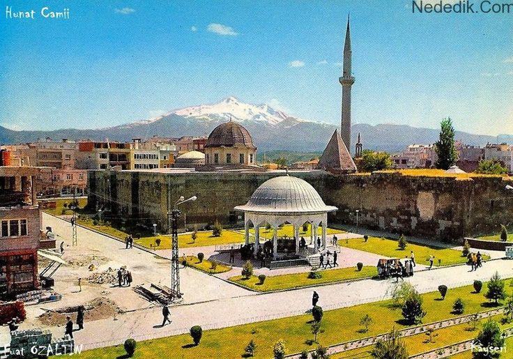 Kayseri Hunat Camii