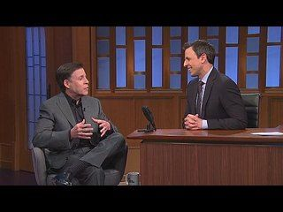 Late Night with Seth Meyers: Bob Costas, Steve Coogan, the Kratt Brothers, Kongos: Bob Costas Defends Talking Politics in Sports Coverage -- Bob Costas tells Seth why Putin, gun control and other serious topics are sports issues. -- http://www.tvweb.com/shows/late-night-with-seth-meyers/season-1/bob-costas-steve-coogan-the-kratt-brothers-kongos--bob-costas-defends-talking-politics-in-sports-coverage