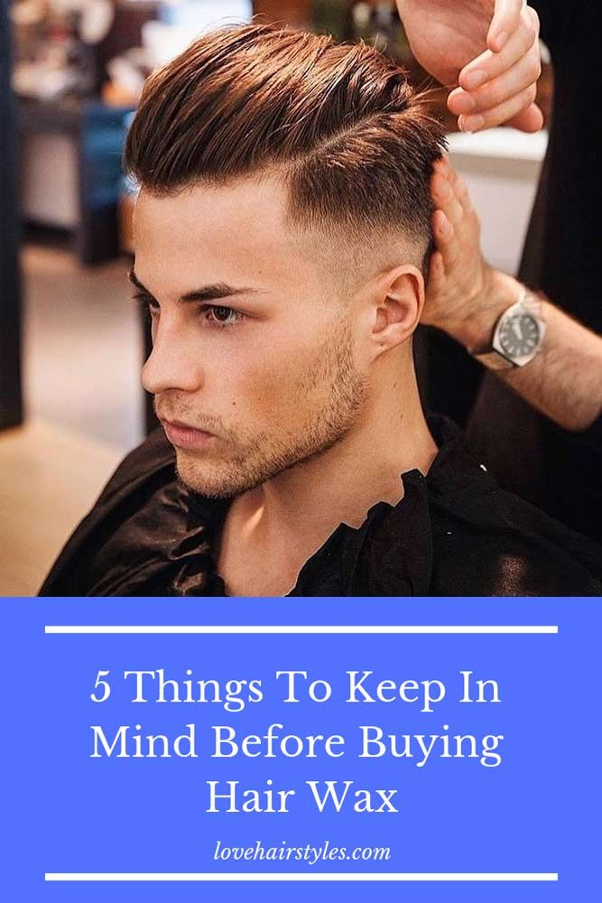 How To Choose And Apply Hair Wax To Rock A Polished Style Hair Wax Slicked Back Hair Essential Oils For Hair