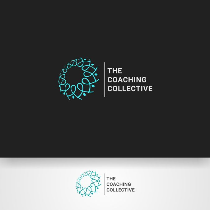 Freelance Projects Logo design for new progressive executive coaching business : The Coaching Collective by munirekonomi