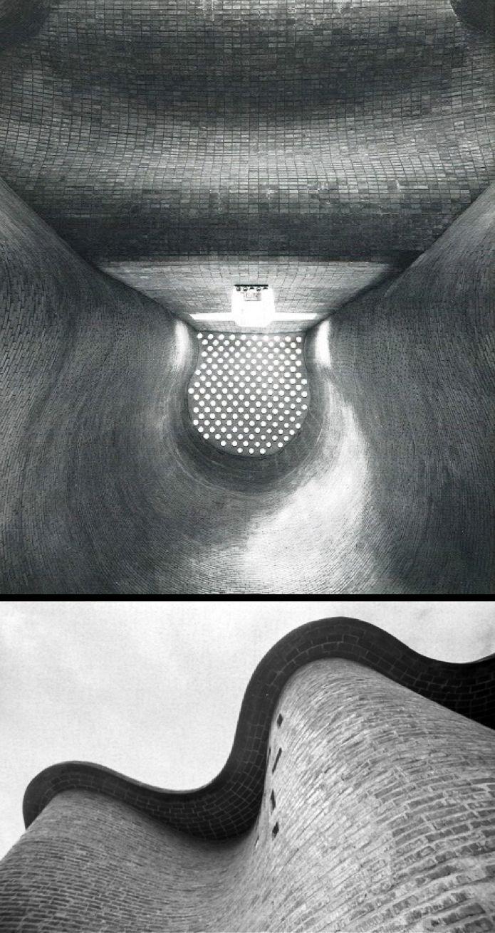 Possibilities of brick - Eladio Dieste.