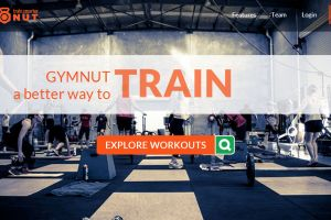 New landing page for Gymnut - visit www.gymnut.co to get started now!
