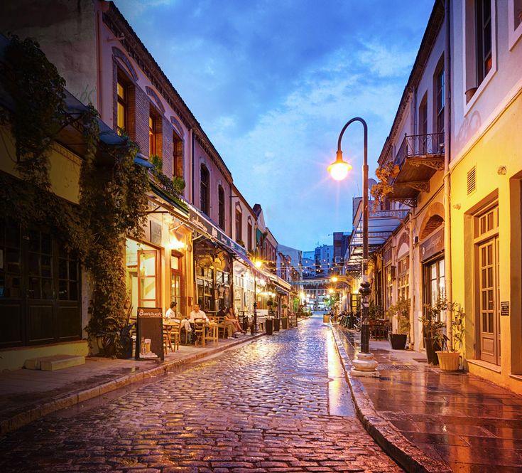 Λαδάδικα Θεσσαλονίκης