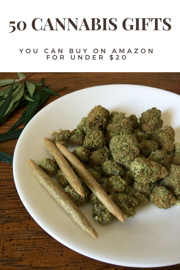 50 Cannabis Gifts You Can Buy On Amazon For Under $20. Amazon is like a weed accessory shop.  Did you know you can buy stoner accessories and stoner stuff on amazon? Here are 50 perfect gifts for cannabis lovers.  Each under $20 on Amazon! https://www.marijuanamommy.com/50-cannabis-gifts-stoner/