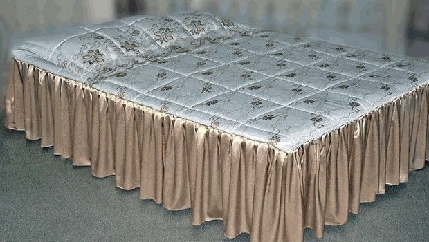 Как сшить покрывало на кровать фото пошагово