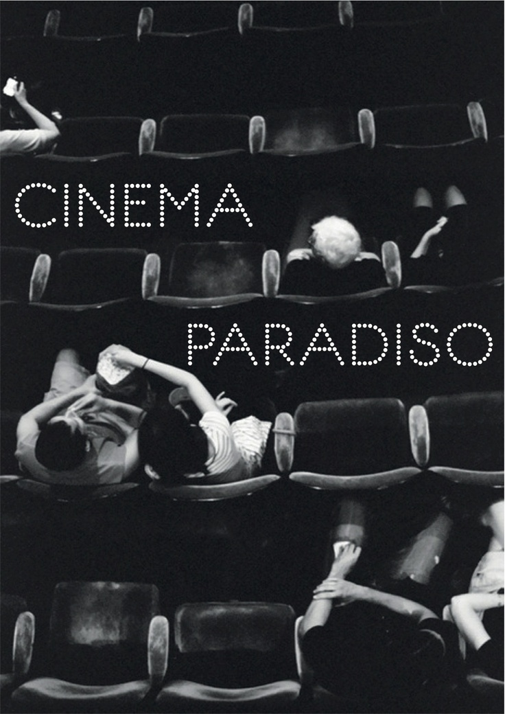 """Out of the fire of love come ashes. Even the greatest love eventually fizzles out."" Cinema Paradiso, 1988."