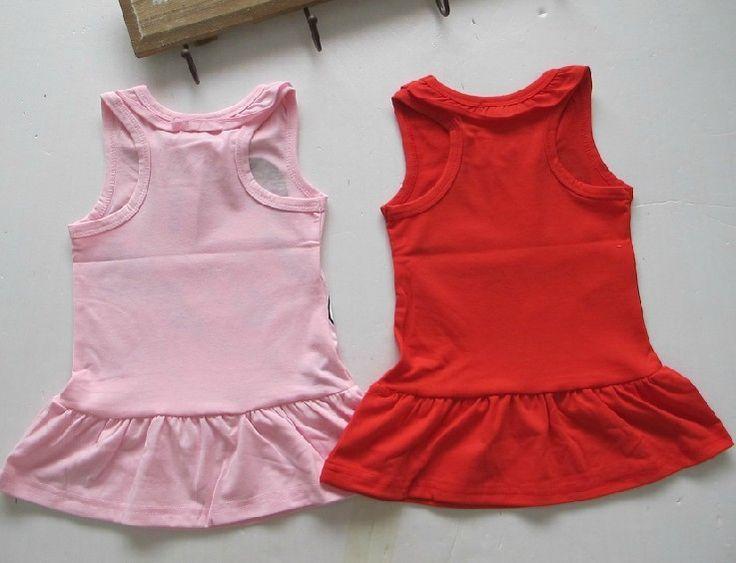 Retail nagykereskedelmi baba ruha / lágy és aranyos bowknot hercegnő ruha kislány / ujjatlan hűvös nyári / Ingyenes szállítás Honey Baby-ben ruhák Kids & Mothercare on Aliexpress.com | Alibaba Group