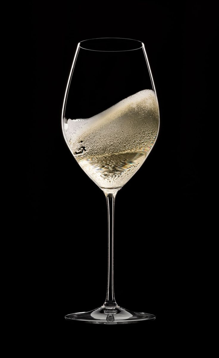 Experts now favour a more traditional, white-wine-glass shape for sipping champagne