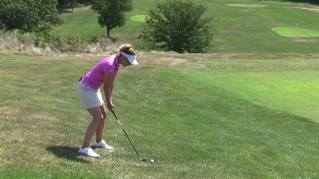 Uneven Lies: Hitting a Ball Below Your Feet - My Golf Instructor