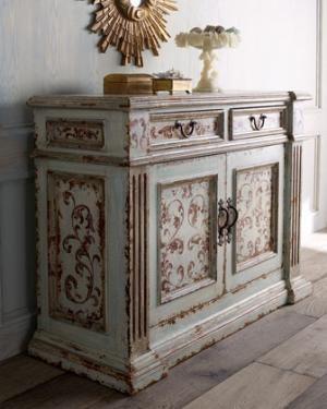 Precioso!! Mueble vintage que nos ofrece @serranosstudio  #JuntosPodemos