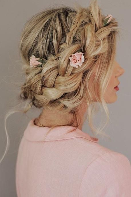 25 Gorgeous Wedding Hairstyles for Long Hair