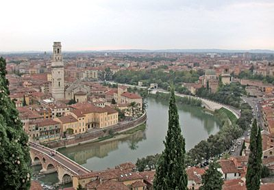 My brother will be moving to Italy this year! Verona, Italy