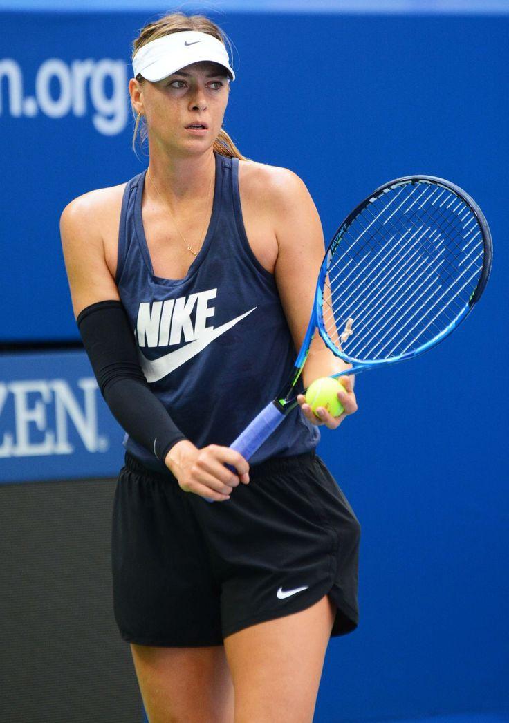 ♠ Maria Sharapova #Tennis #Sportswoman #Celebrities