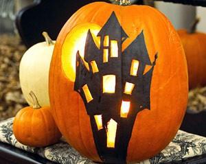 Pumpkin Carving / Citrouille pour Halloween