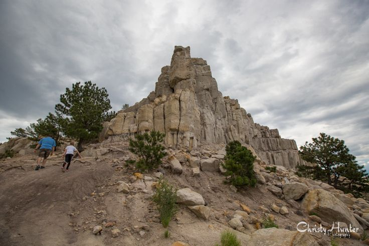 how to get to pulpit rock colorado springs