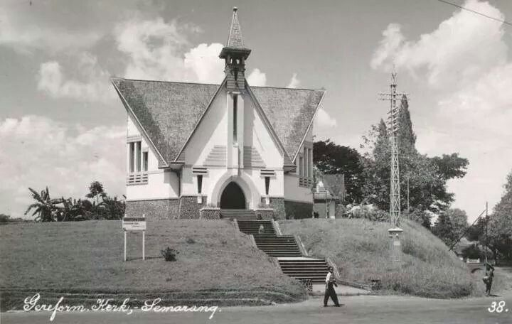 Reformed Church Semarang