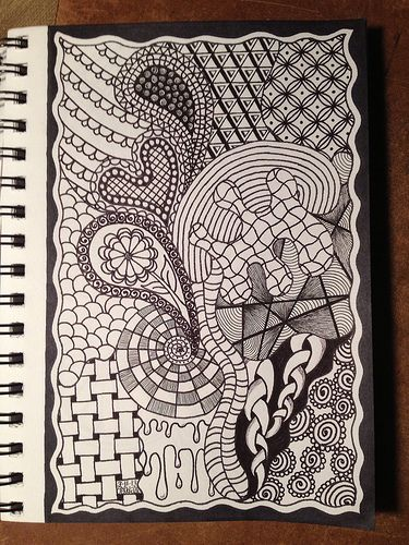 Doodle by PLHill 2013