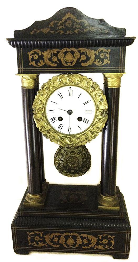 PARIGINA NAPOLEONE III - Vendita orologi d'epoca   Passione Antiqua