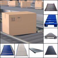 Conveyor Systems | Gravity Roller Conveyor | Connect-A-Veyor