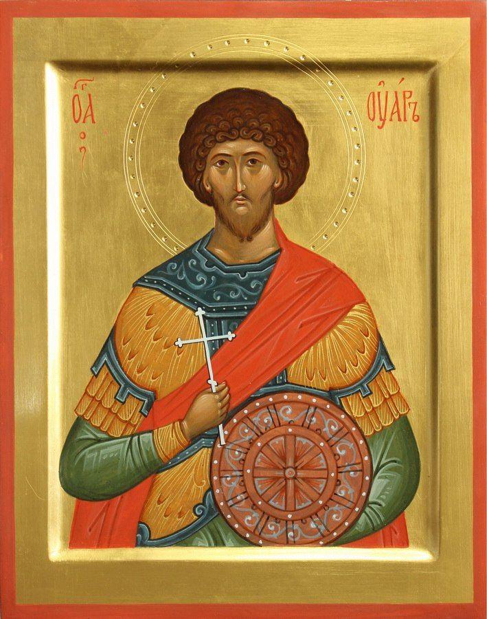 St Ouar the Egyptian  /