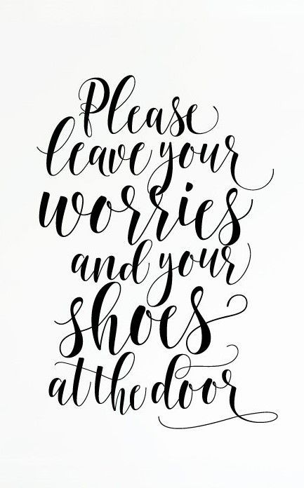 Remove your shoes sign, PRINTABLE art, Take shoes off sign