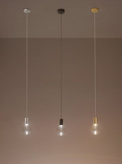 Spotlights | Suspended lights | Idealed | Vesoi | Mario de Rosa. Check it out on Architonic
