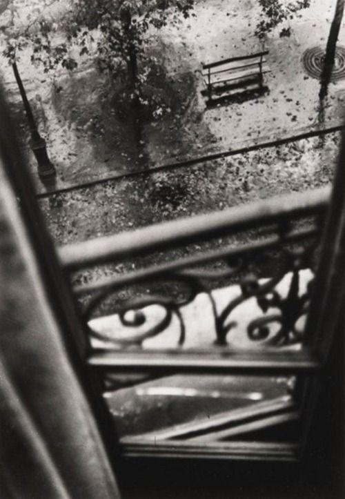 Willy Ronis - Paris, ca. 1950