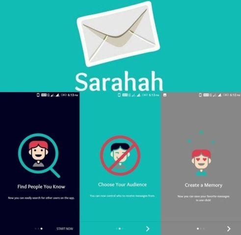 Cara Menggunakan Aplikasi Android Sarahah yang Trend dan Viral