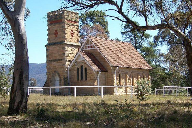 Havilah Church in Mudgee Australia