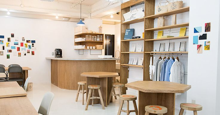 「EDIT LIFE」… TOKYO 、Singapore を拠点にライフスタイル、カルチャーの情報を発信するギャラリー。編集者、クリエイティブディレクターがキュレーターとなり、東京クリエイターのアート作品や、彼らが愛する生活アイテムを展示販売します。