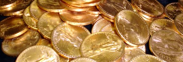 Goldmünzen Ankauf beim Goldankauf Dresden