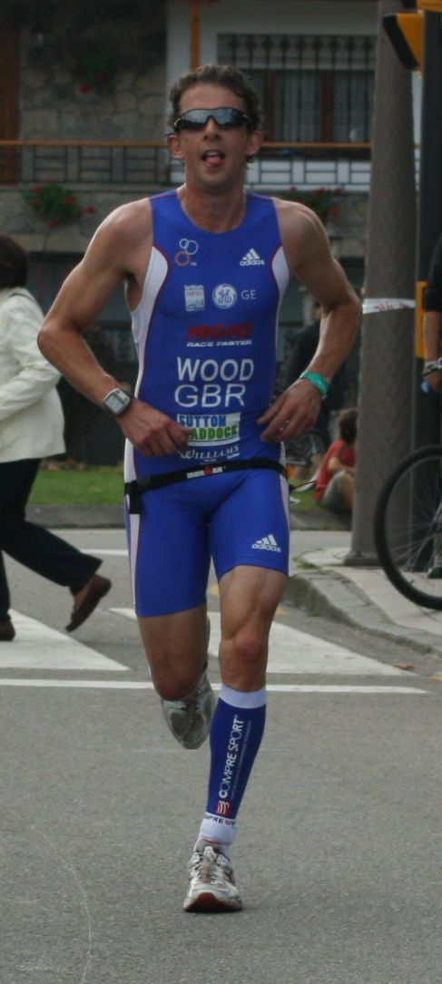 Chris Wood to take part in World Duathlon Championships