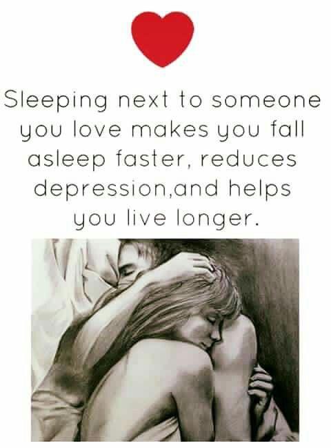 Je vais t'aider à mieux dormir ! Deux visions de cette épingle, soit je suis soporifique, soit on dort mieux après avoir fait l'amour. Je pense connaitre ta réponse mon Amour . XO