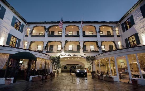 Montecito Inn, ranked #16 of 51 hotels in Santa Barbara, free pastries, bikes. Charlie Chaplin.
