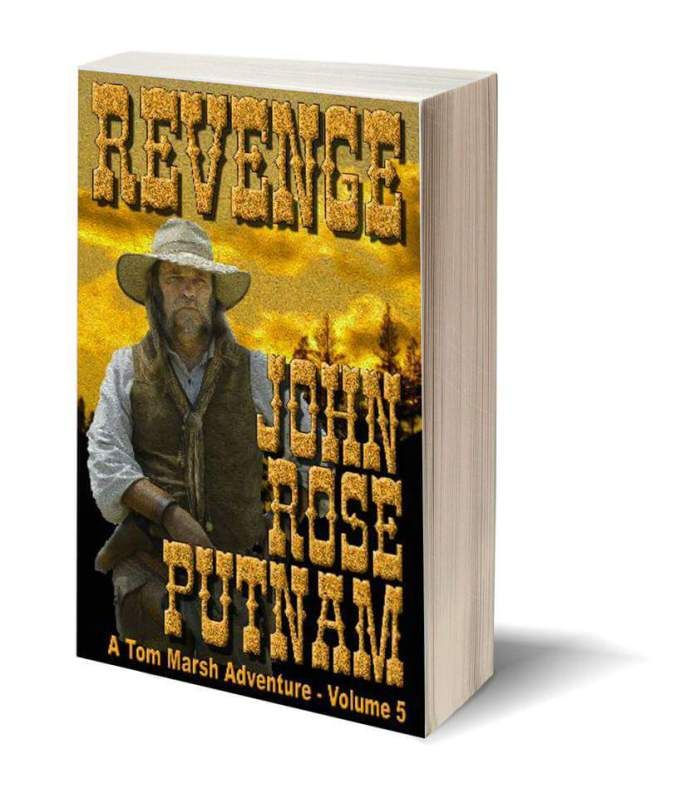 REVENGE A Kindle Classics Western  After Tom Marsh flattened Zeke Withers in a fist fight the drunken brawler swore to kill him. Meanwhile Tom had to leave for San Francisco to meet Lacey his new bride and escort her back to Hangtown for their wedding. Zeke could be anywhere. He could strike anytime. Tom was in deep trouble.  https://www.amazon.com/dp/B0771TH2N8/ Only 99 cents FREE on Kindle Unlimited