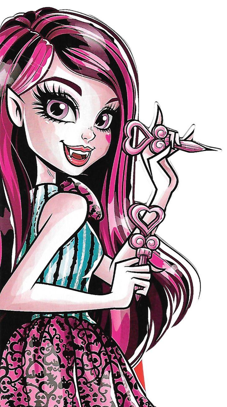 64 best Draculaura images on Pinterest  Monster high dolls