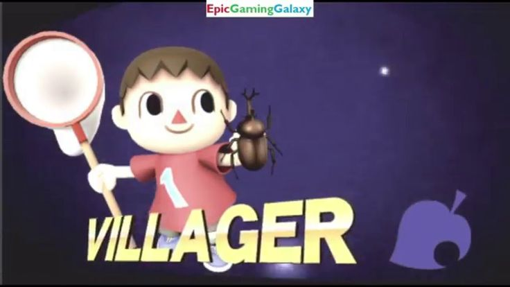 The Villager VS Dark Pit In A Super Smash Bros. For Wii U Online Match / Battle / Fight This video showcases Gameplay Of The Villager From The Animal Crossing Series VS Dark Pit From The Kid Icarus Series In A Super Smash Bros. For Wii U Online Match / Battle / Fight
